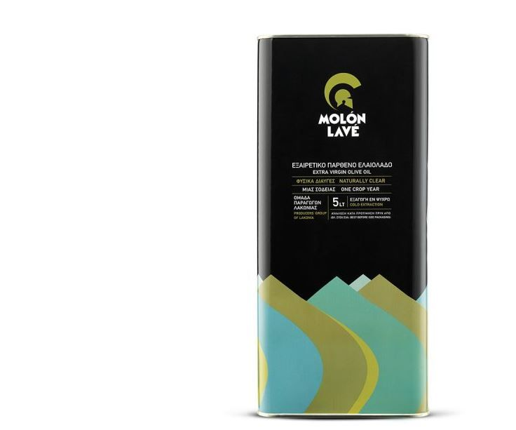 Olivový olej 5 L EXTRA VIRIGIN