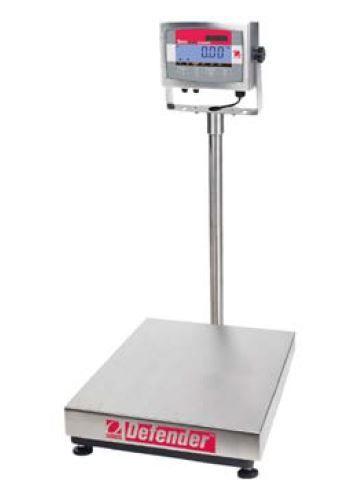 Plošinová váha digitální