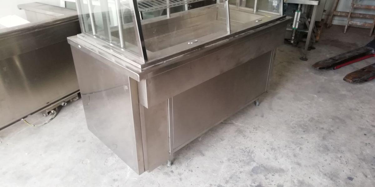 Chladící stůl 3 x dveře