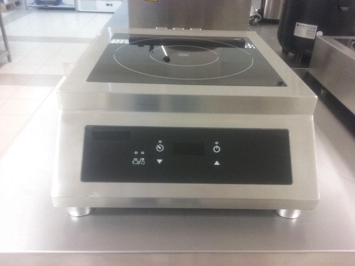 Indukční vařič 5000 W digitál