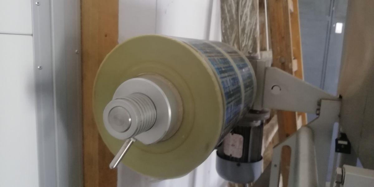 Profesionální balící stroj