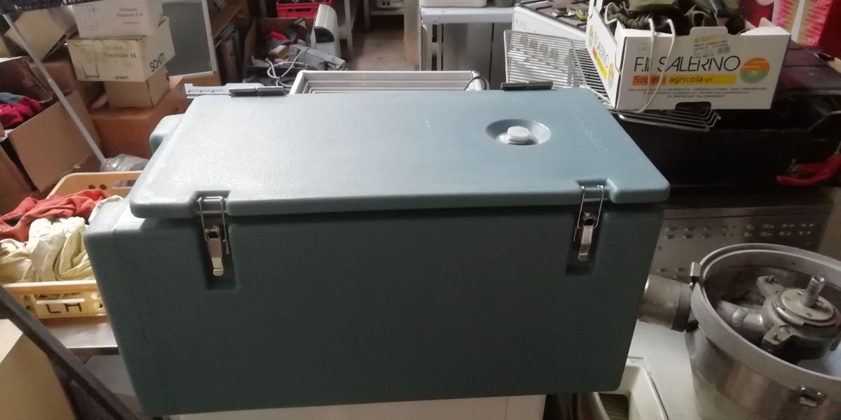 Termobox - kvalitní izolace