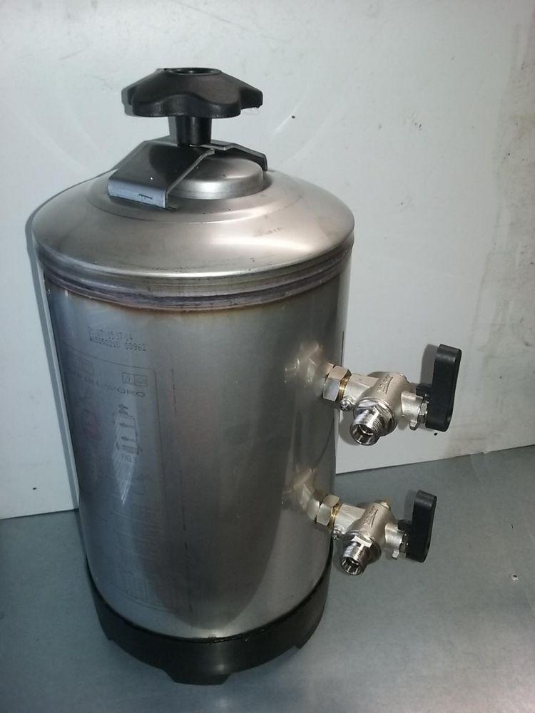 Změkčovače vody manuální 8 litrů