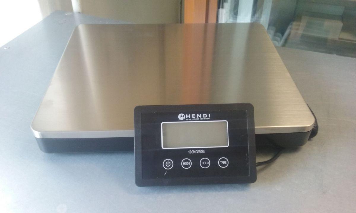 Váha do 100 Kg - digitální