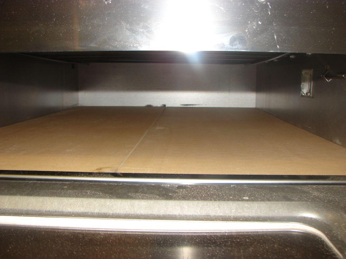 Pizza pec 8 x pizza průměr 36 cm