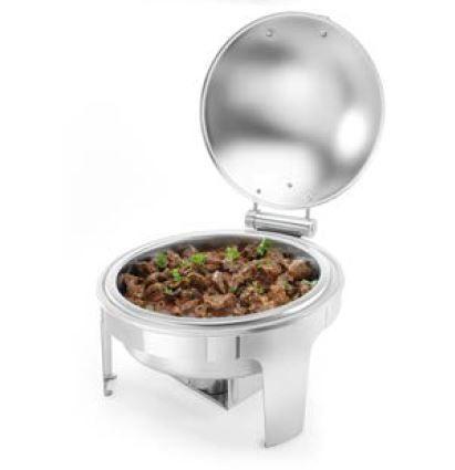 Chafing Dish PROFI matný – oválný