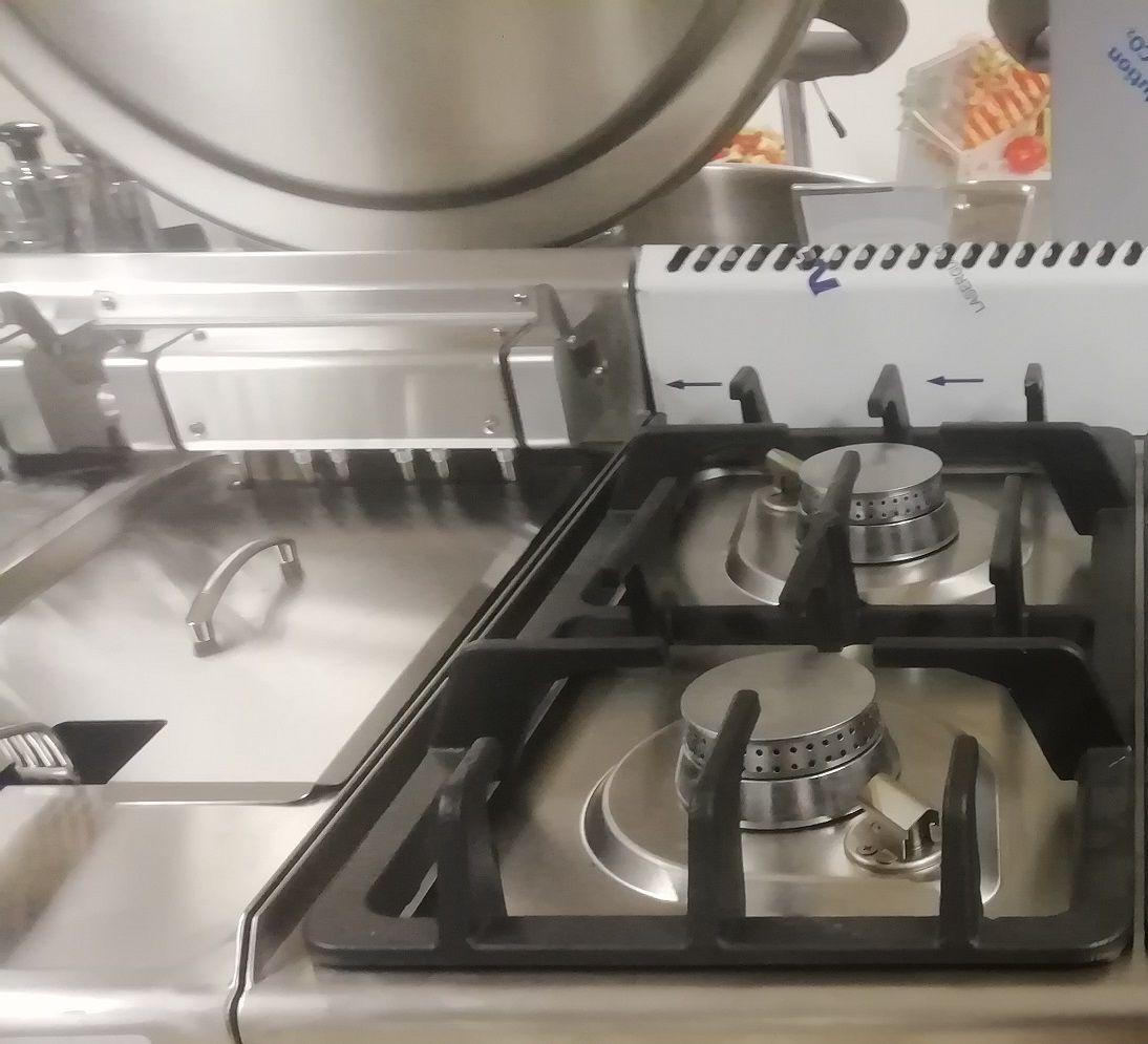 Sporák plyn 2 hořáky
