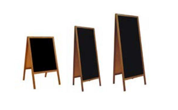 Tabule Áčko 72x160 cm