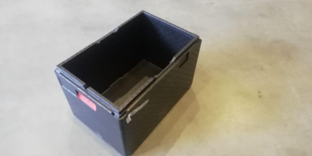 Termoizolační nádoba – termobox PREMIUM 1/1 GN