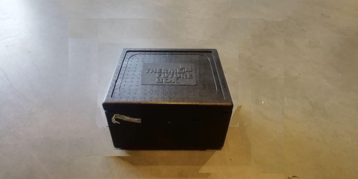 Termoizolační nádoba – termobox PREMIUM PIZZA