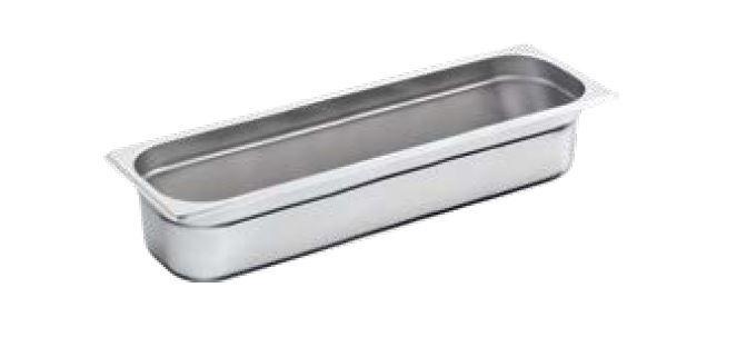 Gastro nádoby PROFI - 2/4 150 mm