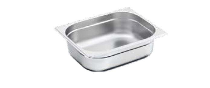 Gastro nádoby PROFI - 1/2 100 mm