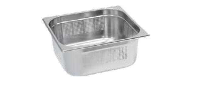 Gastro nádoby PERFOROVANÉ - 2/3 65 mm