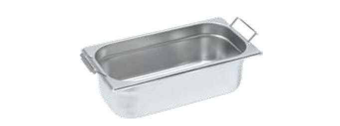 Gastro nádoby PROFI s úchyty - 1/3 150 mm