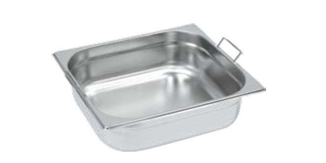 Gastro nádoby PROFI s úchyty - 2/3 200 mm