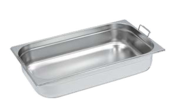 Gastro nádoby PROFI s úchyty - 1/1 150 mm