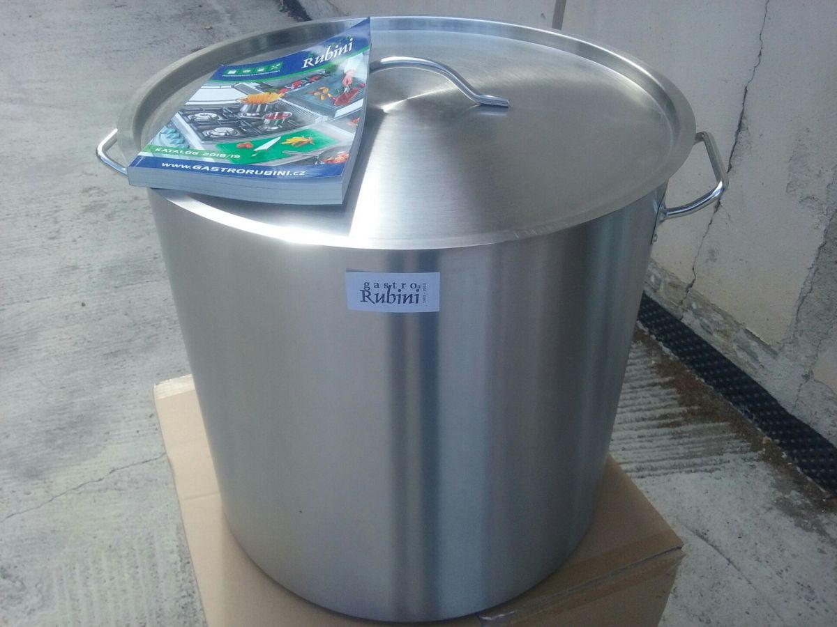 Hrnec vysoký s poklicí, EKO 98 litrů AKCE K