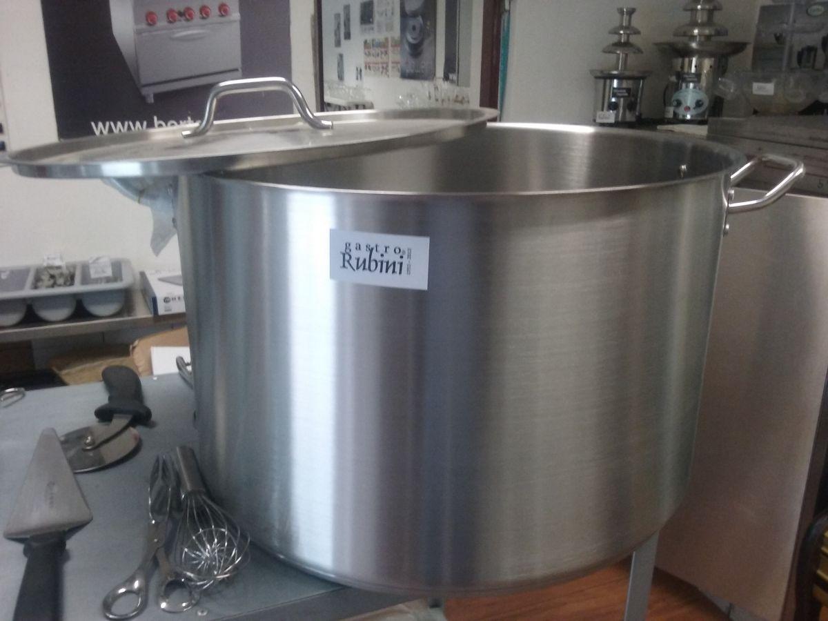 Hrnec střední s poklicí EKO 57 litrů