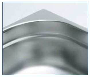 Gastro nádoba EKO - 1/2 20 mm