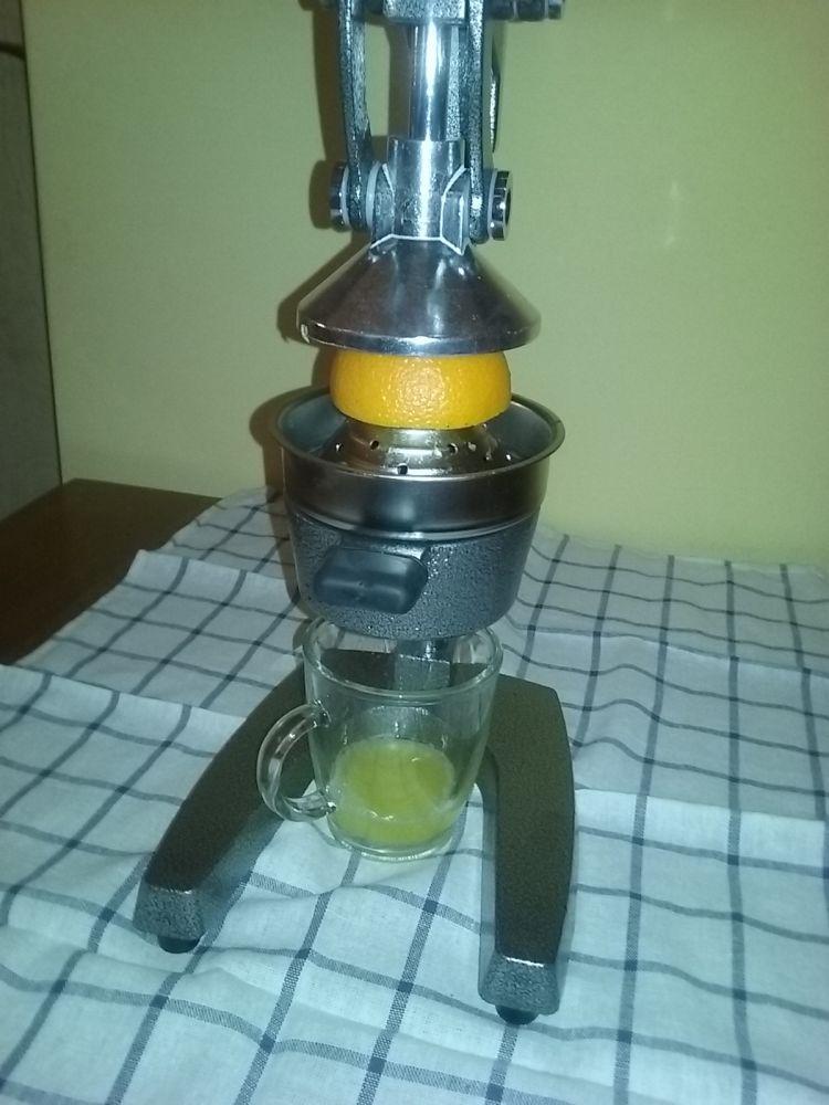 Odšťavňovač na citrusy / pákový