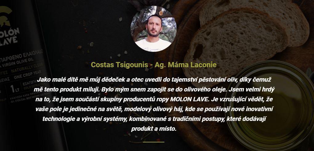 Olivový olej 2 L EXTRA VIRIGIN