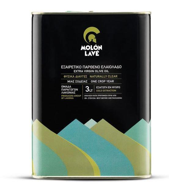 Olivový olej 3 L EXTRA VIRIGIN