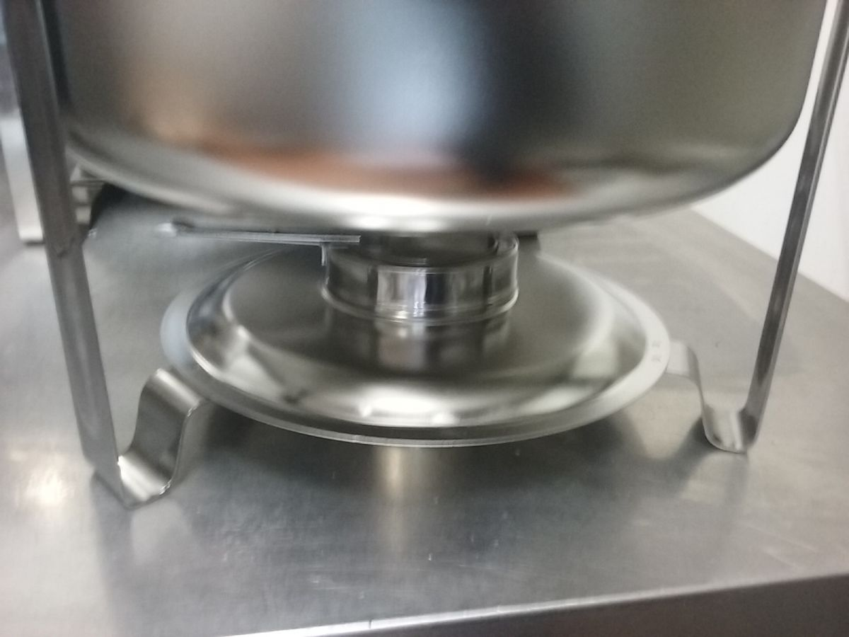 Chafing Dish kulatý 4 L