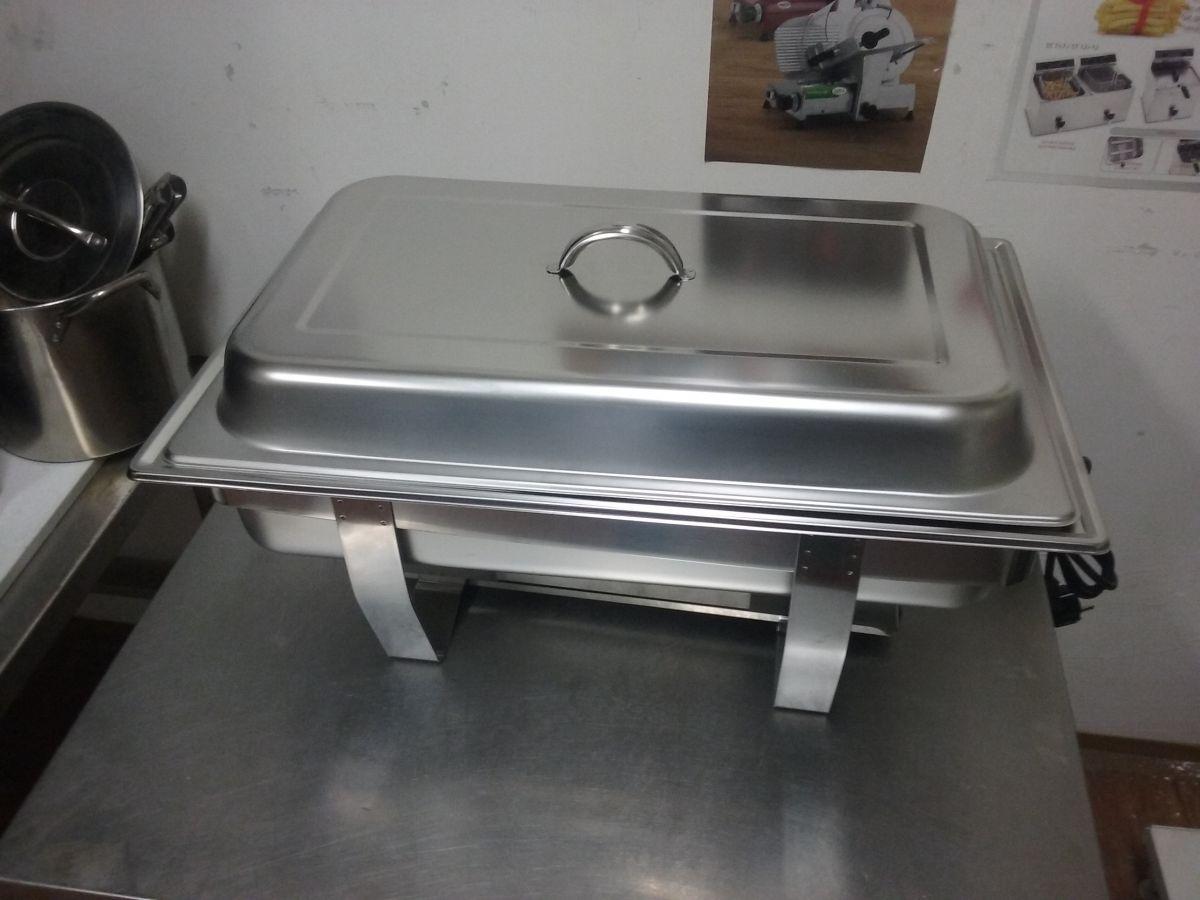 Chafing dish – 2xGN 1/2
