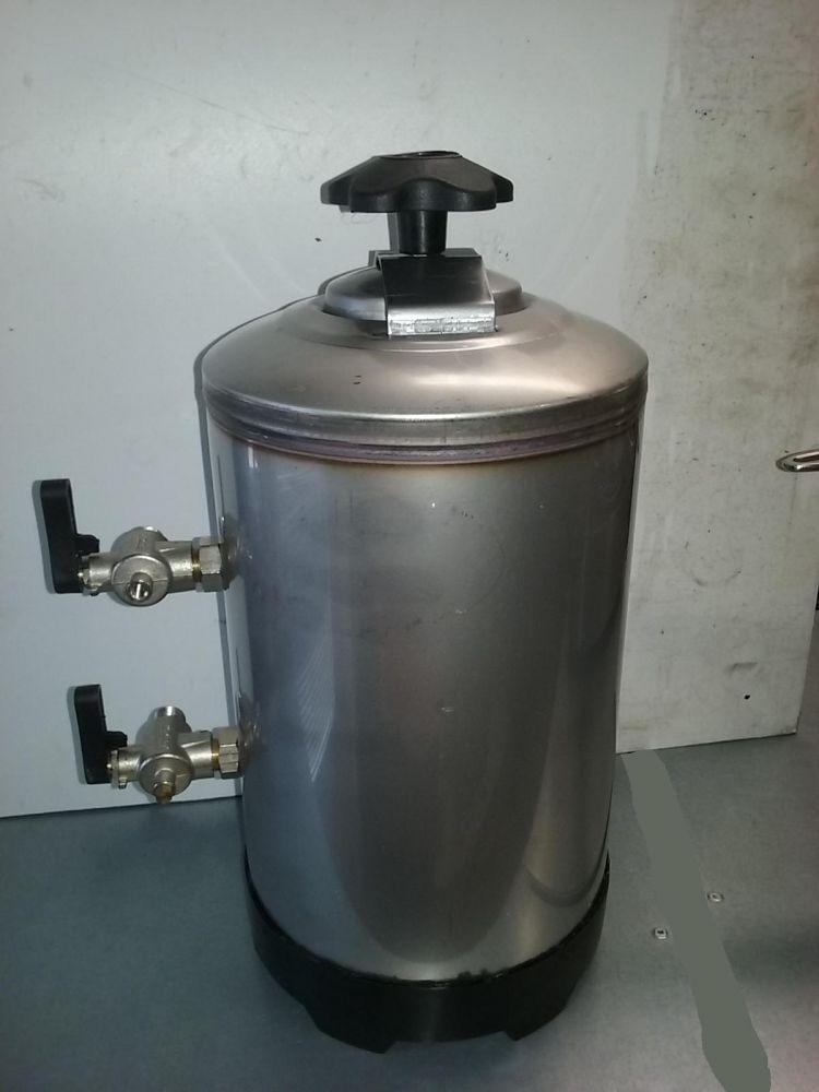 Změkčovače vody manuální 16 litrů