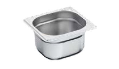 Gastro nádoby PROFI - 1/6 65 mm