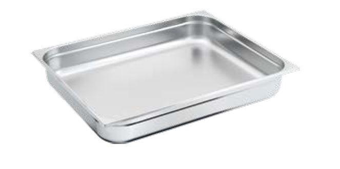 Gastro nádoby PROFI - 2/1 20 mm